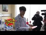180309 EXO Lay Yixing @ The Golden Eyes Behind the Scenes