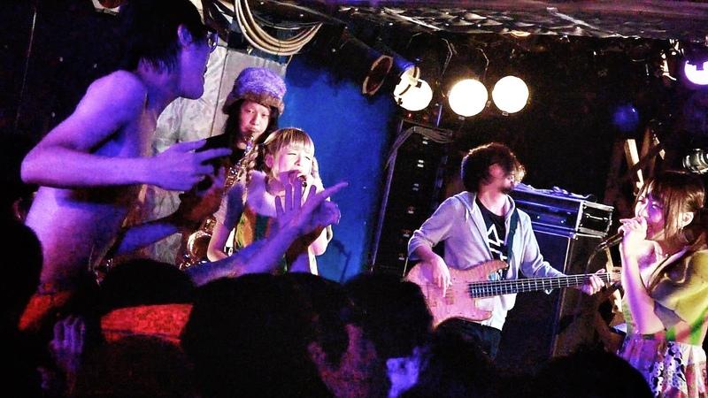 2015.02.10 おやすみホログラム / ラストダンス(おやホロバンドver.) @新宿LOFT
