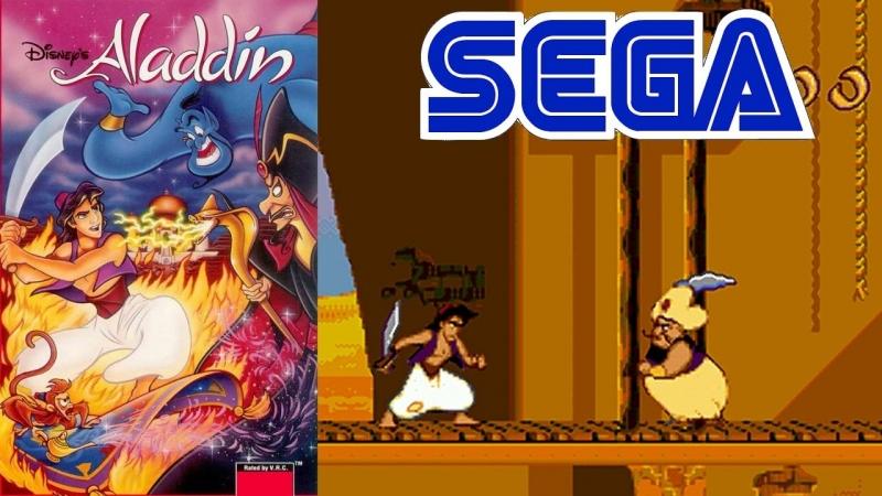 🔥SEGA: Aladdin))🔥Ностальгия)
