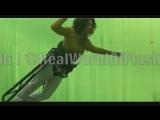 Kiersey Clemons as Iris West in Justice League Behind The Scenes