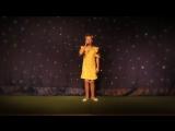 СОФЬЯ НЕЧКИНА - ПОД ДОЖДЁМ (КАДАНС)(живой звук)