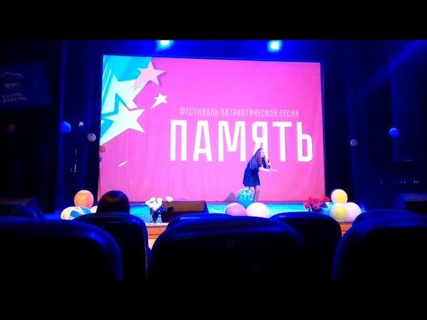 Кори Маркевич Монолог о войне Читает Дрозд Василина