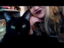 У меня новый друг кот по имени Кот.🐈🐱🐈🐱