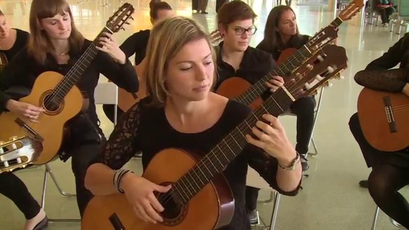 Gitarren Orchester Graz - Palladio