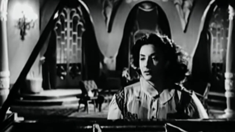 «Бродяга» (1951) - мелодрама, музыкальный, реж. Радж Капур