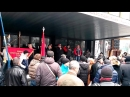 Днепропетровск. 1 марта, 2014. Митинг Русская Весна. Речь Кима.