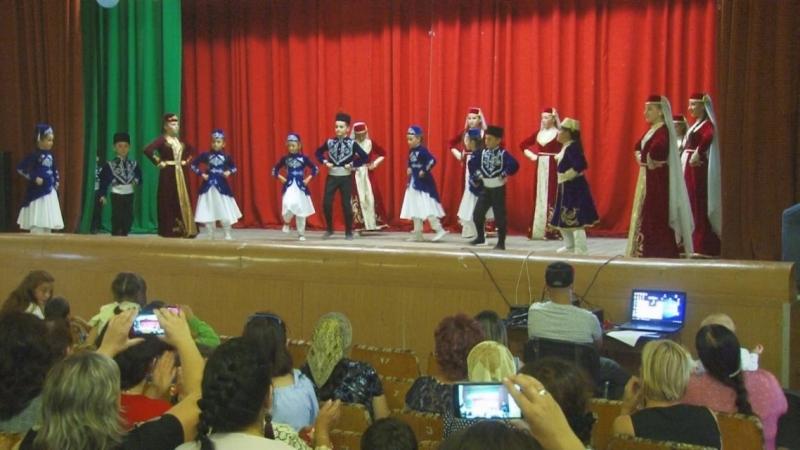 Детский ансамбль «Хаял» - гордость села Бешаран-Отар