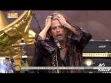 Aerosmith Sweet Emotion Today Show Concert LIVE