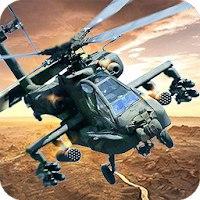 Установить  Вертолетная атака 3D [Мод: много денег]