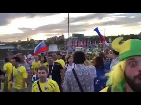 Супер болельщик за Россию