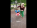 Арся с прабабушкой 22.05.18