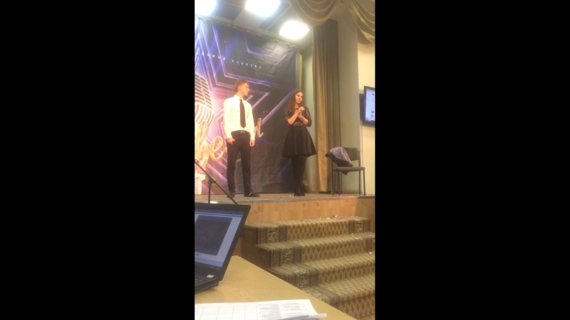 Рыбина Юлия и Кандриков Данил (Наргиз) - Ты моя нежность