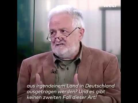 Henryk M. Broder: ...die Nazikeule hat sich abgenutzt