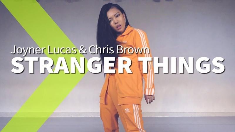 Joyner Lucas Chris Brown - Stranger Things LIGI Choreography.