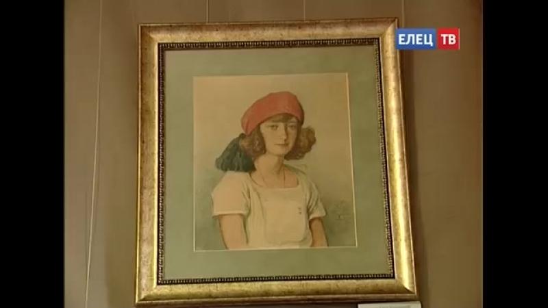 В краеведческом музее открылась выставка Петра Ганского – одного из первых русских художников-импрессионистов