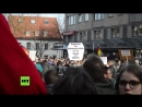 Bottrop- Mütter gegen Gewalt-Veranstaltung löst Gegenproteste aus_HD.mp4