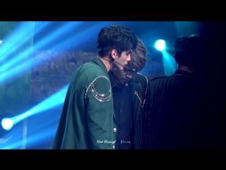 171229 • Wanna one - Beautiful (focus Seongwu) • KBS Gayo Daechukje