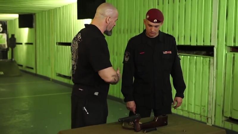 Стечкин_ любимое оружие офицеров и Че Гевары