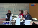 России нужны инженеры и не нужны липовые вузы: большой разговор с президентом в Свердловской области