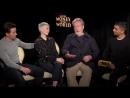 Интервью Ридли Скотта Мишель Уильямс Марка Уолберга о фильме Все деньги мира 2018