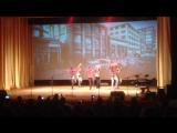 Видео танец беспризорники 01.12.2017г.