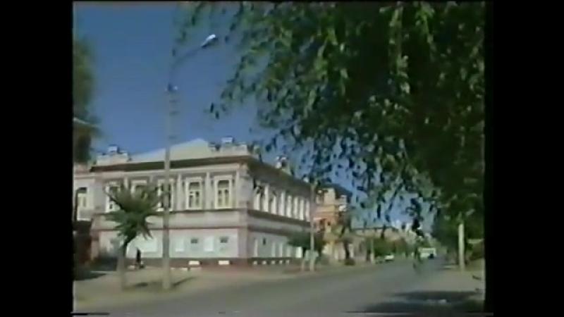 В уездном городе К. Провинции России. Фильм 2001 года
