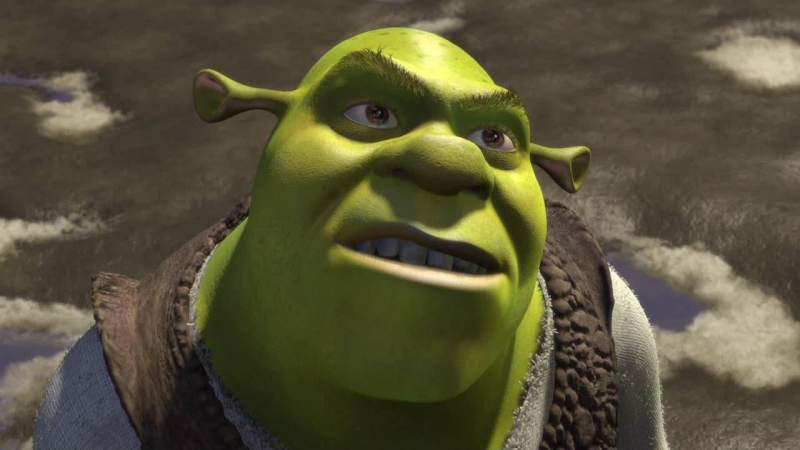SHREK IS CUMING. PORN FIVE