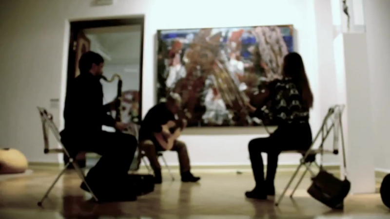 D sound project - Музыка Кифера - нарезка фрагментов концерта в Мраморном