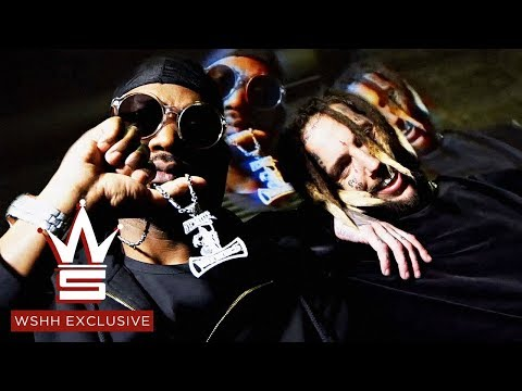 Juicy J Choke Hold (Prod. by $uicideboy$) (WSHH Exclusive - Official Music Video)
