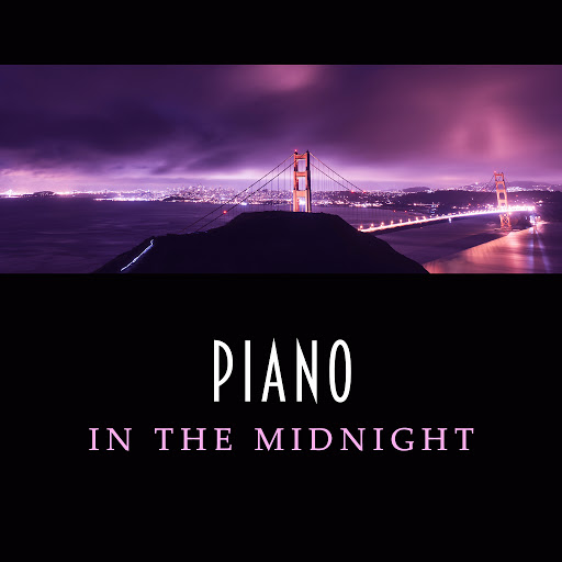 Instrumental альбом Piano in the Midnight – Instrumental Jazz, Mellow Sounds of Calming Piano, Jazz Lounge, Wine Bar