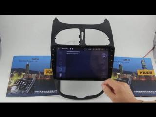 штатное головное устройство ZESTECH на андроиде 8,0