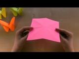 Научите ребёнка оригами – технике складывания фигурок из бумаги