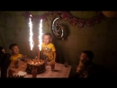 Поздравляем Ваню с Днем Рождения