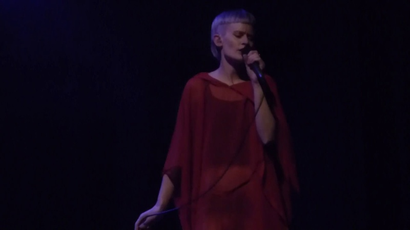 Jenny Hval - That Battle Is Over (GNRation, Braga, 29 Abril 2017)