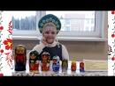 Муниципальный  фестиваль мастер-классов по народному творчеству. Рогова Д.