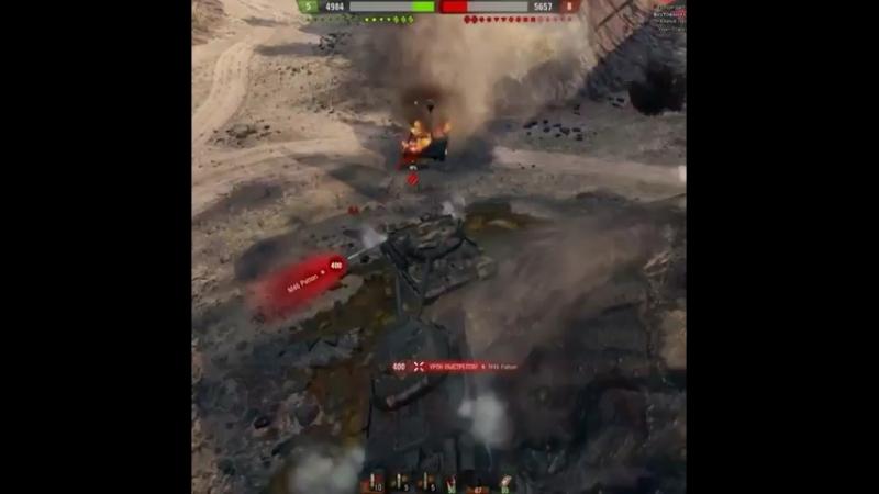 ИС-6 против Ис-4 3 их