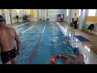 Комбинированная смешанная эстафета по плаванию