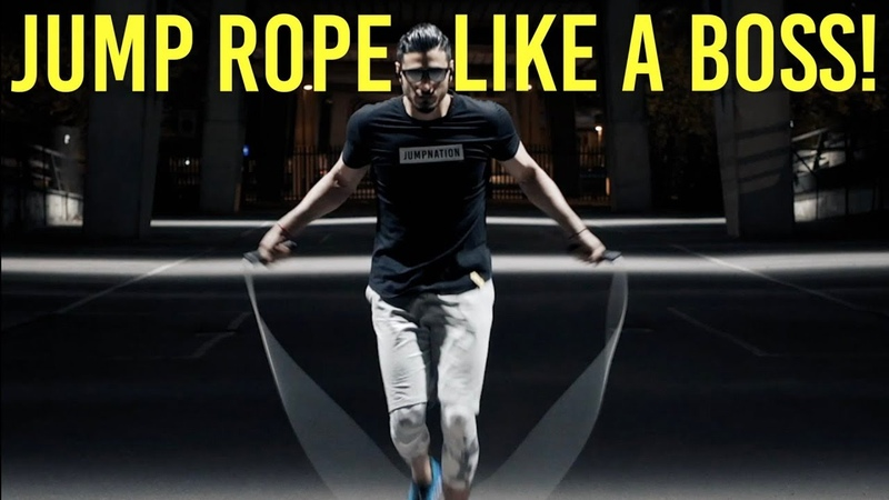 EPIC JUMP ROPE SKILLS! | Techniques Inspired by MAYWEATHER, ALI, TYSON DURAN
