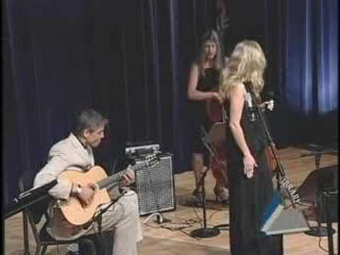 Rosemary Watson Sings Gypsy Jazz