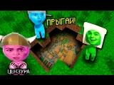 [ShadowPriestok] ЖЕЛЕЙНЫЙ МАЙНКРАФТЕР ОТКРЫЛ ГОРОД ПОД ЗЕМЛЕЙ!