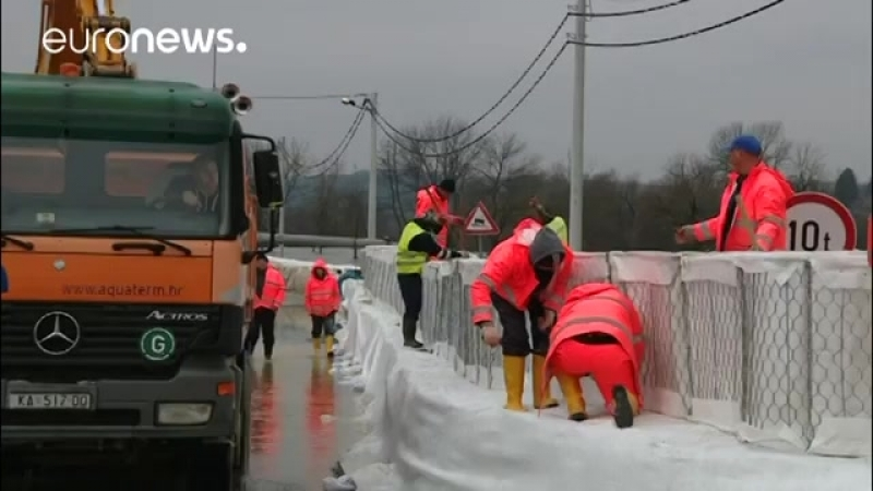 Наводнения на юго-востоке Европы