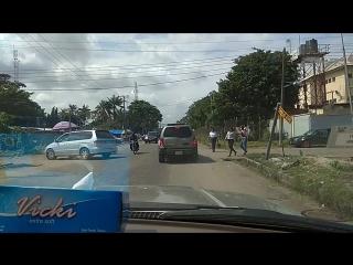 Trip to Lagos Airport, Nigeria Part 2