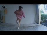 Зажигательные танци девушек из разных стран под клубную музыку .