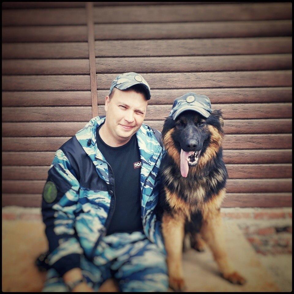 привет из Ростовской школы служебного собаководства!