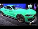 2018 Ford Mustang Roush 729 by Roush Performance - Exterior Walkaround - 2017 SEMA Las Vegas