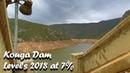 Kouga Dam Levels 2018 at 7% PHOTOS Save Water Port Elizabeth
