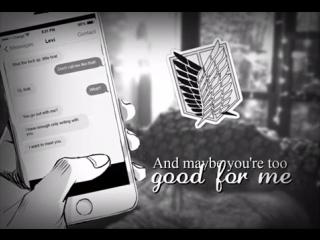 〖REC〗Good for me | SNK | AOT | RIREN/ERERI |