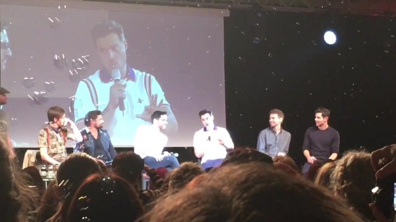 Tom Ellis Brett Dalton goto songs Jibland3