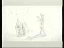 Disney Feature Animation Hercules EFX Pencil Test Set A