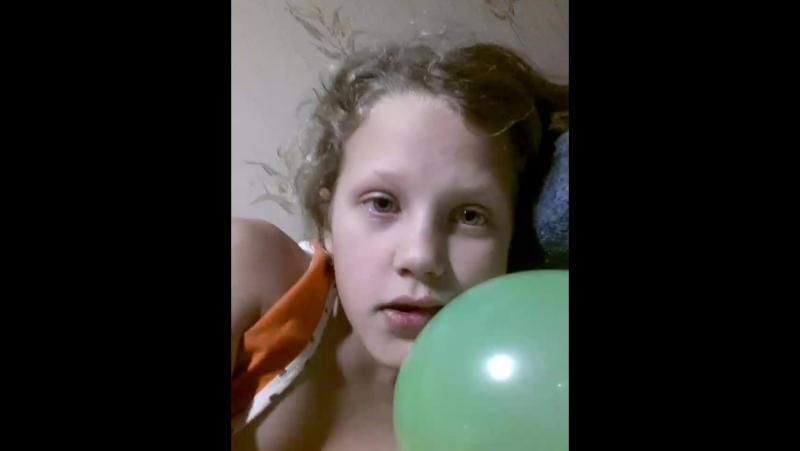 я люблю шарики